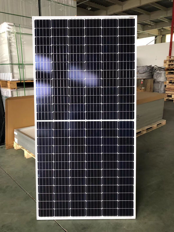 Poly Solar Power Solar Panels , Fire Rated Solar Module Panel DC 1500V