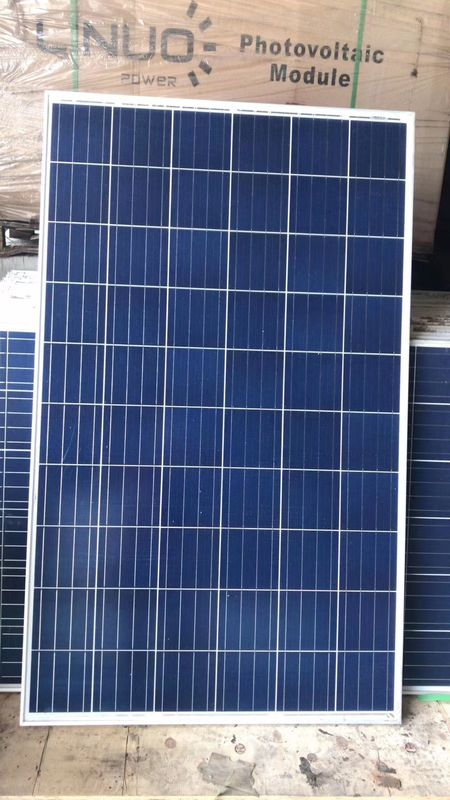 260W Mono Solar Panels multi cells For Home Anodized Aluminium Alloy Frame