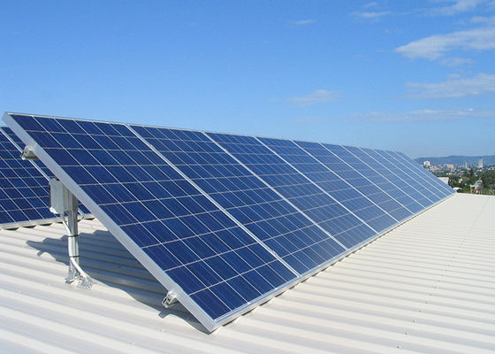Energy Saving Solar Power Panels , Mono Solar Module Easy Installation