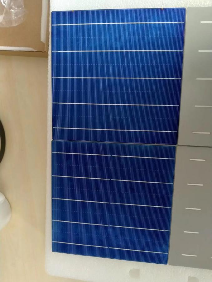 4.42W Poly Solar Cell for 265W Solar Panel