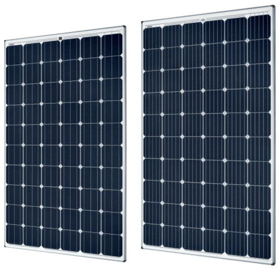Poly/Mono Solar Panel for Home Solar Power System