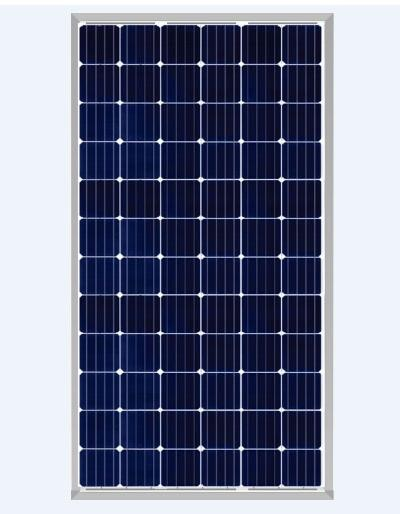 Duck Blue Mono Sunpower Solar Panels 18.6 Kg With Wire Connection Box