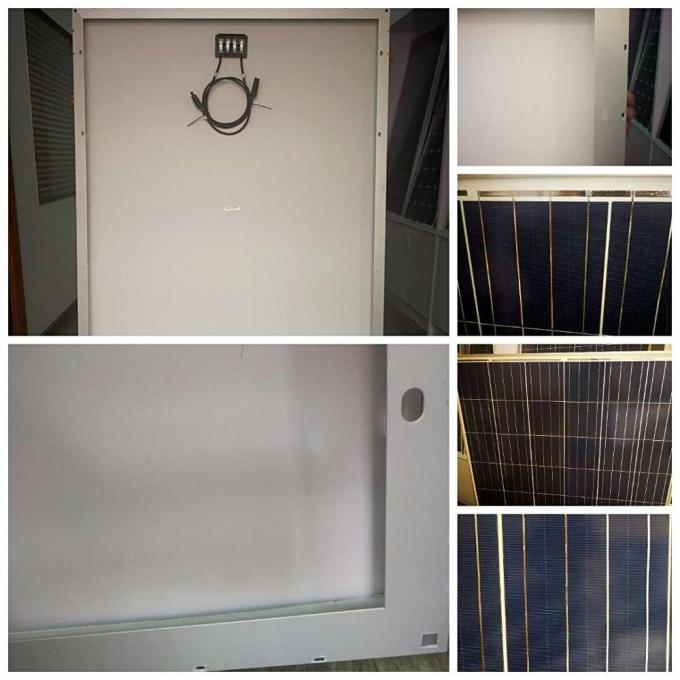 Energy Saving 5.41A Jinko 260w Solar Panels IP67 Rated With Junction Box