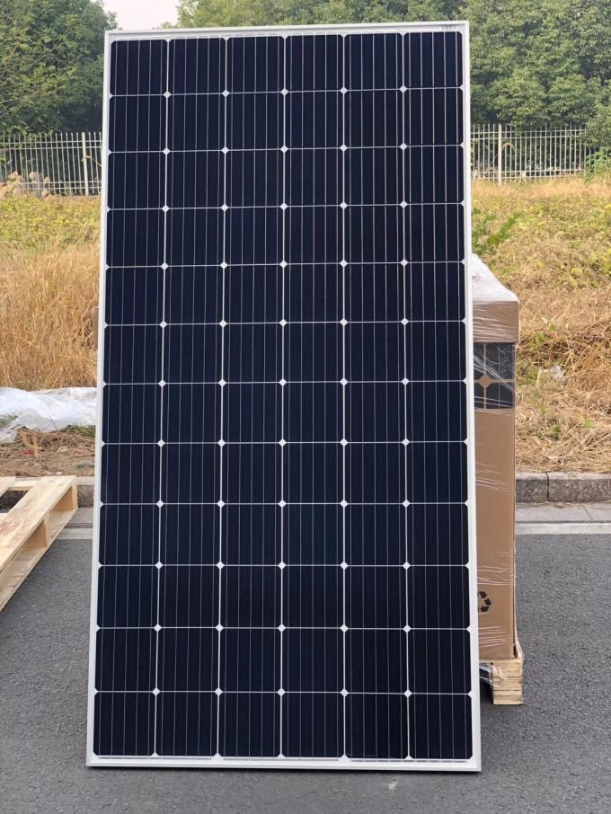 Poly Solar Power Solar Panels , Fire Rated Solar Module Panel DC 1500V 0